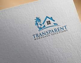 #350 untuk Transparent Mortgage Solutions Logo oleh Mukuldesign