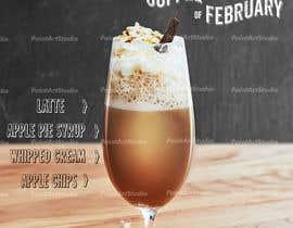 Nro 15 kilpailuun Design me a poster representing coffee of the month at size of A/1 käyttäjältä Shtofff
