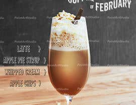 Nro 19 kilpailuun Design me a poster representing coffee of the month at size of A/1 käyttäjältä Shtofff