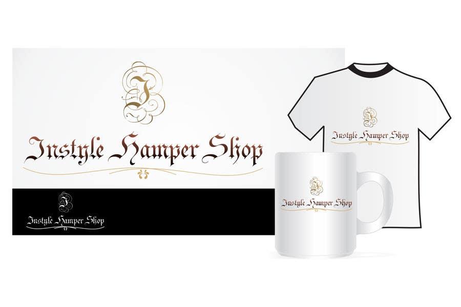 Конкурсная заявка №247 для Logo Design for Instyle Hamper Shop