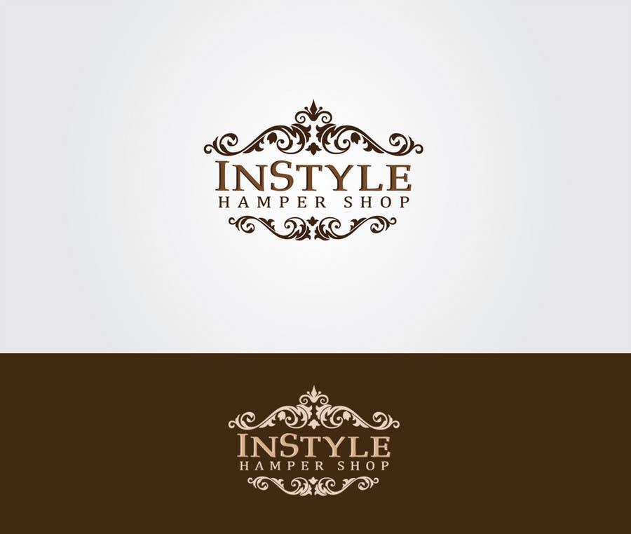 Конкурсная заявка №197 для Logo Design for Instyle Hamper Shop