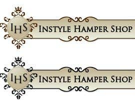 #131 , Logo Design for Instyle Hamper Shop 来自 syazwind