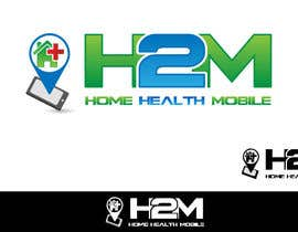 akshaydesai tarafından Logo Design for Home Health Mobile: Quality assurance için no 227