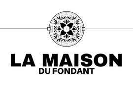 #33 untuk I need a logo /stamp to my new chocolate retail business. Stamp to be on chocolate and a commercial logo. Businee Name: La maison du fondant oleh janainabarroso