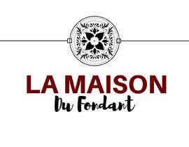 #34 untuk I need a logo /stamp to my new chocolate retail business. Stamp to be on chocolate and a commercial logo. Businee Name: La maison du fondant oleh janainabarroso