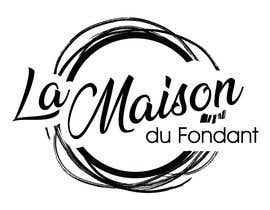#20 untuk I need a logo /stamp to my new chocolate retail business. Stamp to be on chocolate and a commercial logo. Businee Name: La maison du fondant oleh vw7613939vw