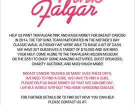 #16 untuk Design a Flyer for Pink-Falgar oleh grafiktopia