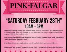 #7 untuk Design a Flyer for Pink-Falgar oleh sabhyata18