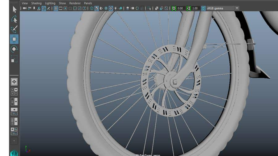 Entry #3 by proyectosR for Making a small 3D STL accessories 1:1 ...