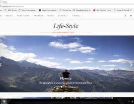 #7 untuk website Design oleh ganupam021