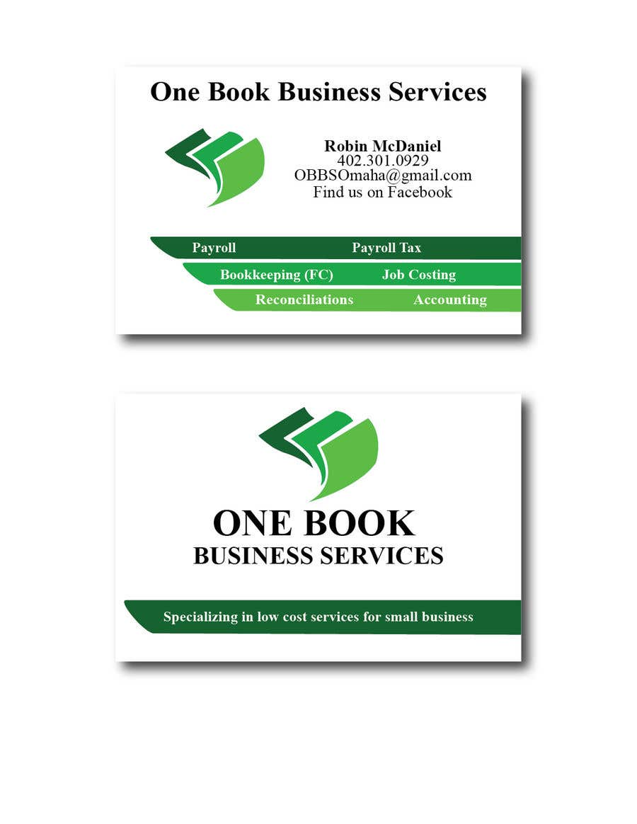 Entry 137 by fiq5a69f88015841 for fix my logo and redesign contest entry 137 for fix my logo and redesign bookkeeping business cards reheart