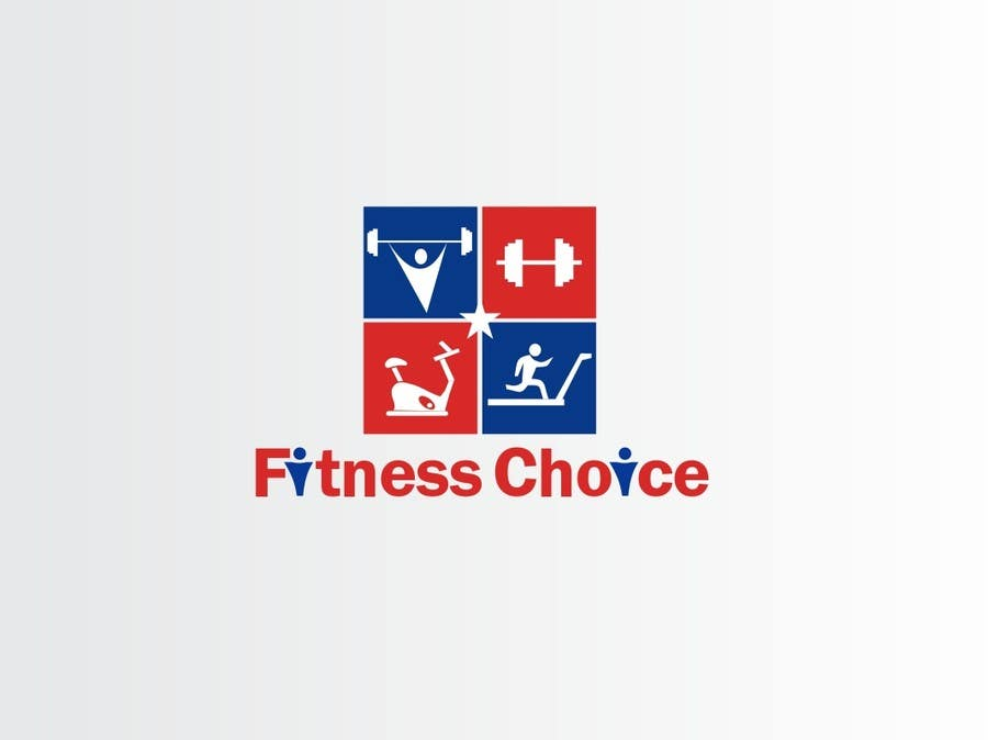 Inscrição nº                                         93                                      do Concurso para                                         Logo Design for Fitness Choice
