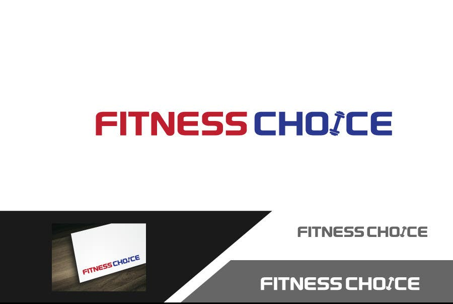 Inscrição nº                                         120                                      do Concurso para                                         Logo Design for Fitness Choice