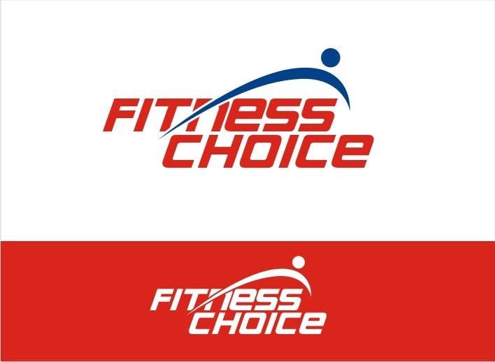 Inscrição nº                                         144                                      do Concurso para                                         Logo Design for Fitness Choice