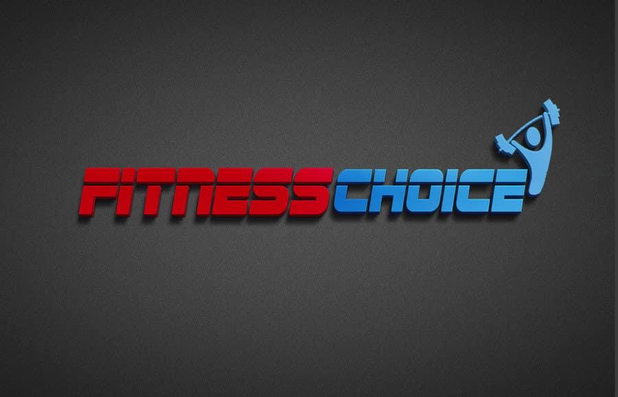 Inscrição nº                                         147                                      do Concurso para                                         Logo Design for Fitness Choice