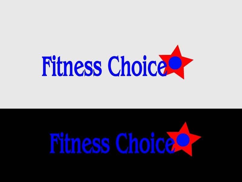 Inscrição nº                                         116                                      do Concurso para                                         Logo Design for Fitness Choice
