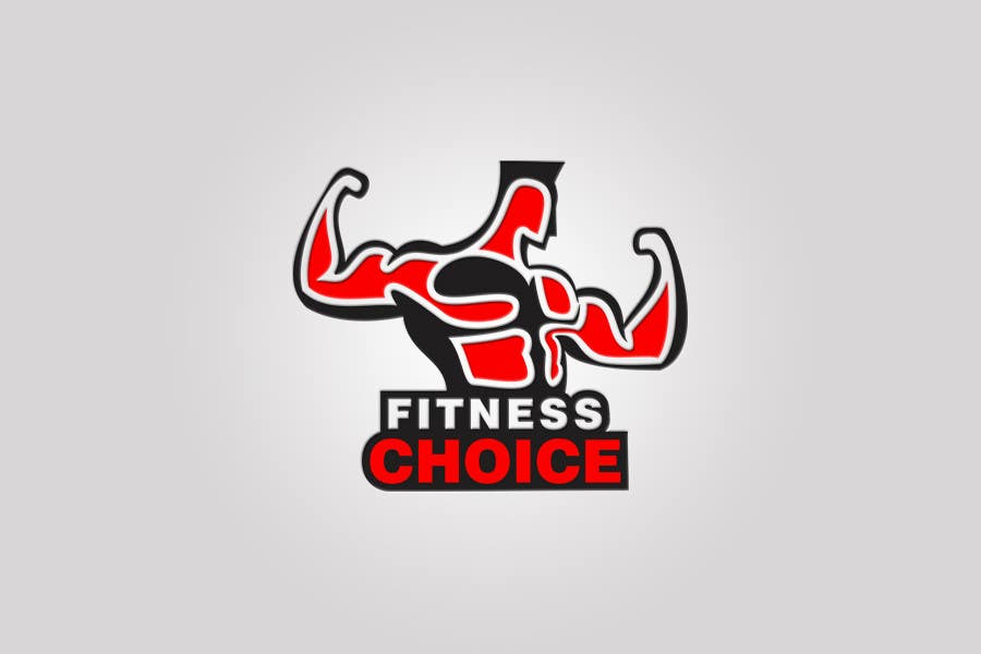 Proposition n°                                        222                                      du concours                                         Logo Design for Fitness Choice