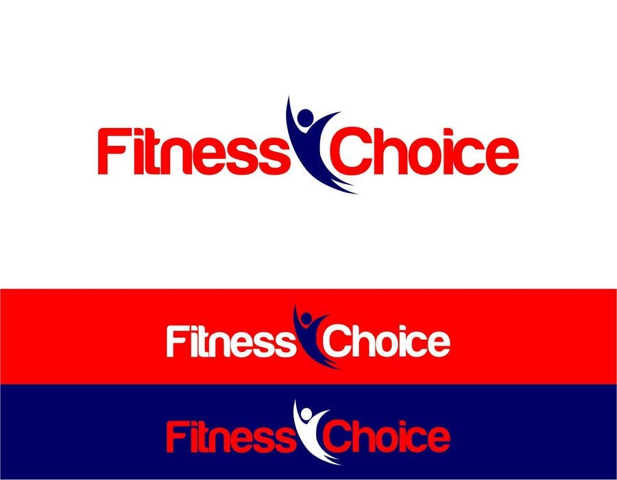 Proposition n°                                        54                                      du concours                                         Logo Design for Fitness Choice