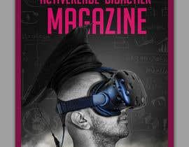 freeland972 tarafından Design a magazine cover about active learning (VR, AR, gamifcation, etc.) için no 12
