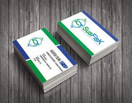 nº 82 pour Design my business card. par belkinas