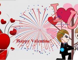 #15 , Design an Animated Greeting Card for Valentine's Day 来自 ratonmiah