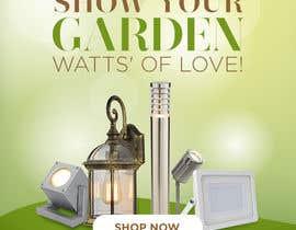 #40 para Design an Email Banner - Garden Lighting de madartboard