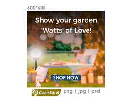 #49 para Design an Email Banner - Garden Lighting de awaisahmedkarni