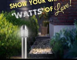 #19 para Design an Email Banner - Garden Lighting de rumyr