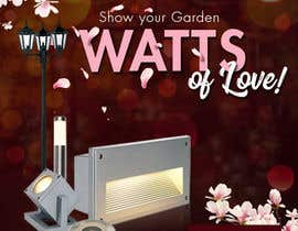 #72 para Design an Email Banner - Garden Lighting de Ashleyperez