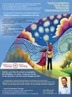 Advertisement Design for Artistry in Healing için Graphic Design50 No.lu Yarışma Girdisi