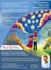 Advertisement Design for Artistry in Healing için Graphic Design52 No.lu Yarışma Girdisi