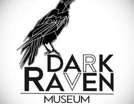 #172 untuk Design a Logo for Dark Raven Museum - The Worlds First Virtual Reality Museum Dedicated to Edgar Allan Poe oleh qwasoff