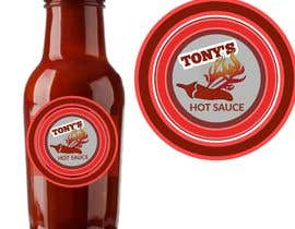 #36 for Build me a New Hot Sauce Logo af kareenay