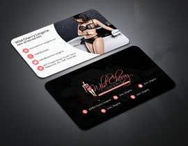 #159 untuk Business card design oleh rumon078