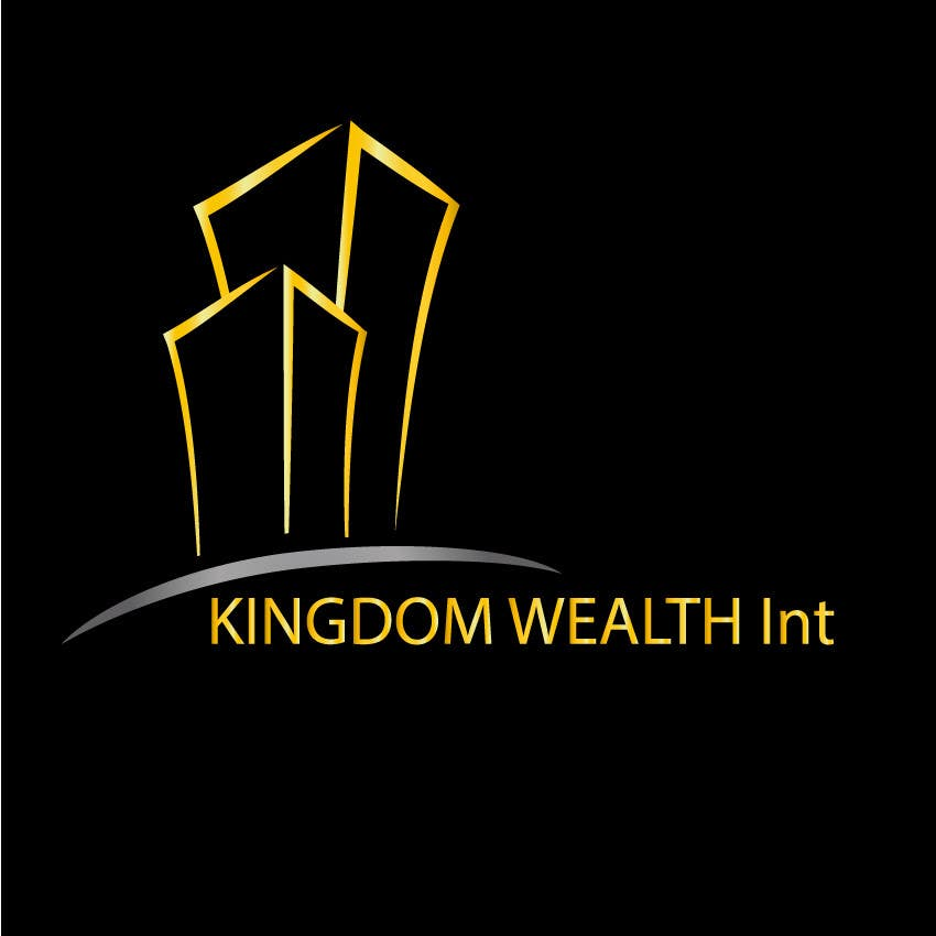 Bài tham dự cuộc thi #                                        46                                      cho                                         Design a Logo exuding KINGDOM WEALTH Int Realty