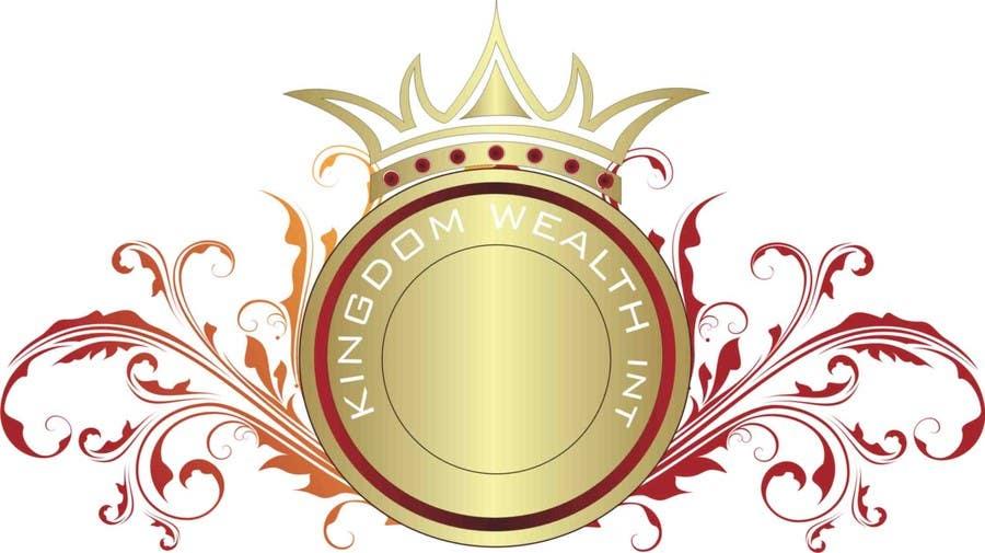 Bài tham dự cuộc thi #                                        47                                      cho                                         Design a Logo exuding KINGDOM WEALTH Int Realty