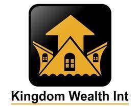 #6 cho Design a Logo exuding KINGDOM WEALTH Int Realty bởi santudey013