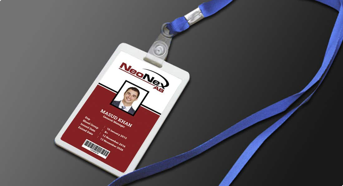 best dating id card designs