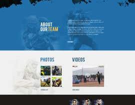 #5 untuk Wordpress Site for a Paintball team. oleh helpyourjob