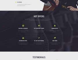 #8 untuk Wordpress Site for a Paintball team. oleh niteshlanka