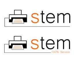 #105 para Re-diseñar un logotipo y banners para distribuidor de productos de ofimática de angelicapuche
