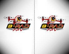 #107 for B-Rad FPV Gravitar, Avatar, Logo... by eliartdesigns