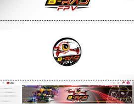 #111 for B-Rad FPV Gravitar, Avatar, Logo... by eliartdesigns