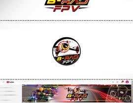 #126 for B-Rad FPV Gravitar, Avatar, Logo... by eliartdesigns