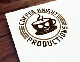 #8 for Design a Logo for Coffee Knight Productions by robsonpunk