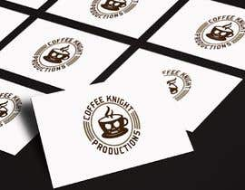 #9 for Design a Logo for Coffee Knight Productions by robsonpunk