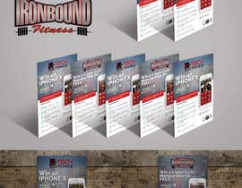 #9 untuk Create & Design A Flyer For A Mobile Application oleh JeanpoolJauregui