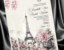 #153 para Design a wedding invitation de adesign060208