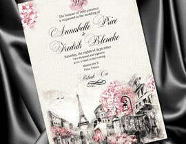 #177 for Design a wedding invitation by adesign060208