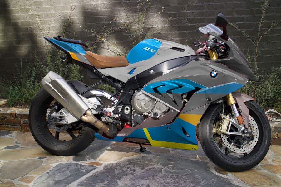 Entry 23 By Ahmed1955 For Graphic Design For A Bmw S1000 Rr